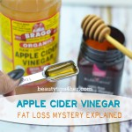 The Apple Cider Vinegar Fat Loss Mystery Explained