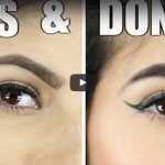 The Do's and Don'ts of Filling in Your Eyebrows
