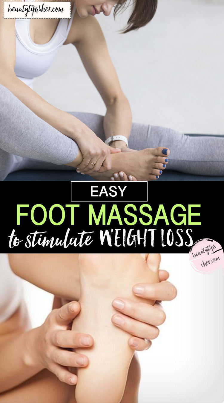 Foot Massage to Stimulate Weight loss