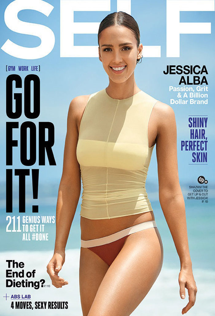 b3910cb37a 3 Moves Jessica Alba Uses to Shed Baby Weight - Natural Beauty Skin Care